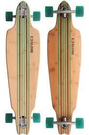 """Globe Globe Prowler Bamboo 38.5"""" Bamboo/Clear Green Cruiser"""
