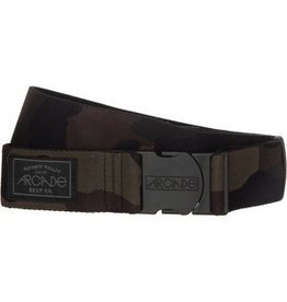 Arcade Belts Arcade Belts The Sierra Camo OSFA Weather Proof Black/Grey