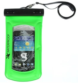 Geckobrands Geckobrands Waterproof and Float iPhone/Mobile Phone Dry Bag Green