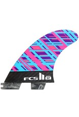 FCS FCS II SF PC Tri Set Medium Thruster Surfboard Fins Sally Fitzgibbon