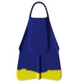 Dafin Dafin Navy Yellow XLarge Fins