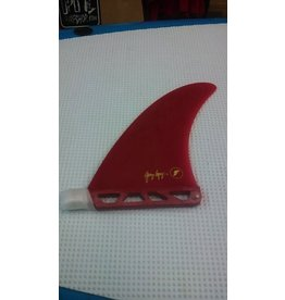 Futures Fins Futures Fins Gerry 7.75 Fiberglass Solid Red / Transparent Red SUP Fin