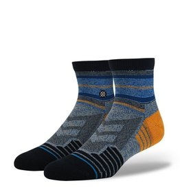 Stance Stance Lifting Socks Navy Mens Large 9-12 Athletic