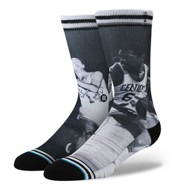Stance Stance Cousy / Russell Socks Mens Large 9-12 NBA Legends Celtics
