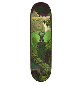 NHS CREATURE / 8.2IN X 31.9IN PARTANEN PRIMITIVE PRO Deck