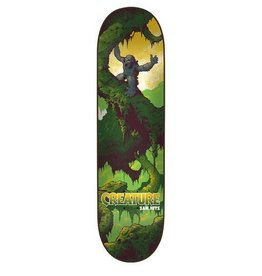 NHS CREATURE / 8.25IN X 32.04IN HITZ PRIMITIVE PRO Deck