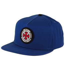 NHS INDEPENDENT / BTG PATCH ADJUSTABLE SNAPBACK