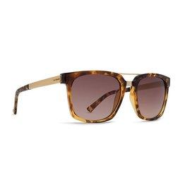 Von Zipper Vonzipper Plimpton Sunglasses Tortoise Gradient SMFFCPLI-TGO