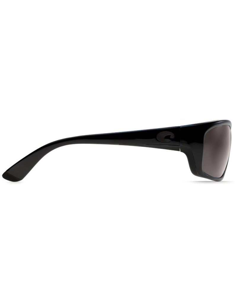 COSTA Costa Del Mar Jose Sunglasses Blackout Gray Polarized Plastic Jose Wejebe