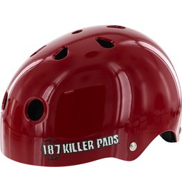 EASTERN SKATE SUPPLY 187 PRO HELMET L-RED