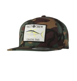 Salty Crew Salty Crew AHI PATCHED HAT Camo