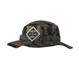 Salty Crew Salty Crew TIPPET PATCHED BUCKET HAT Tiger Stripe