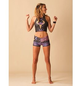Teeki Teeki PHOENIX RISING SUN SHORT Medium