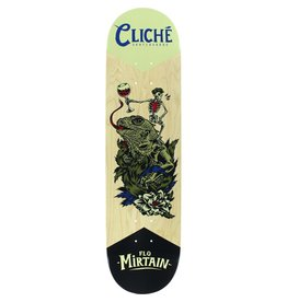 EASTERN SKATE SUPPLY CLICHE MIRTAIN SWANSKI DECK-8.0 R7