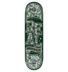EASTERN SKATE SUPPLY REAL DONNELLY BANKROLL DECK-8.18 Low-Pro2