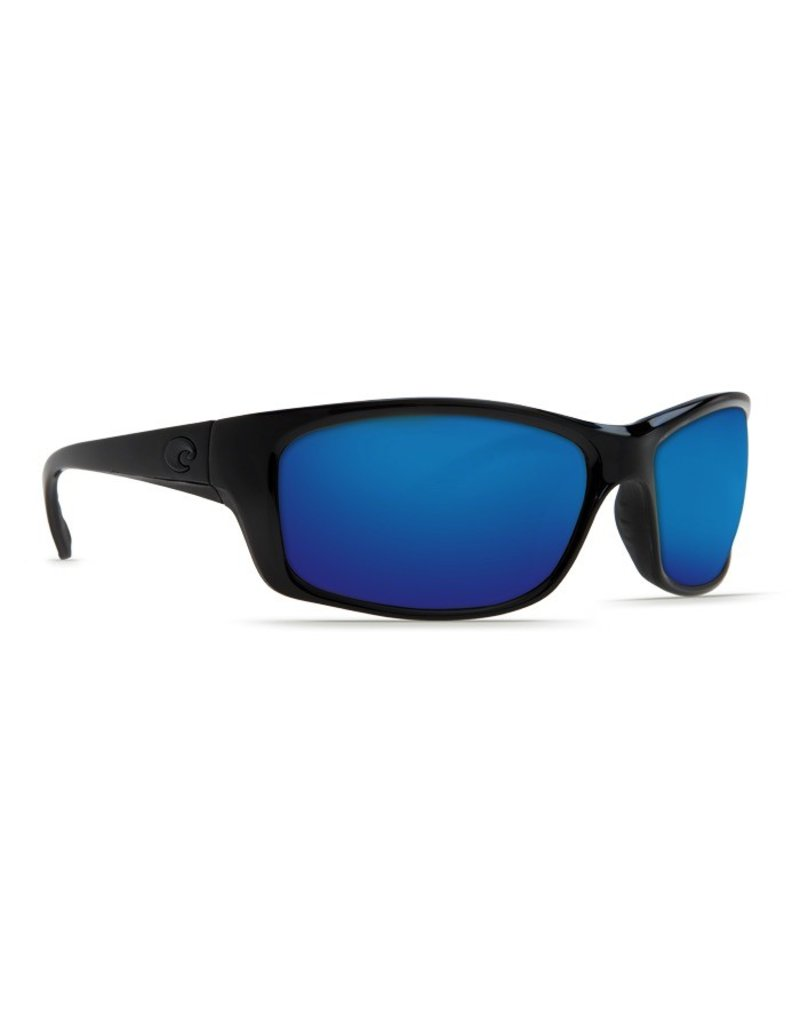 COSTA Costa Del Mar Jose Sunglasses Blackout Blue Mirror Polarized Glass