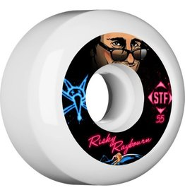 Skate One BONES WHEELS STF Pro Raybourn Business 55mm 4pk