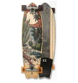Globe Globe Chromantic Desert Tropic/Amber Cruiser Skateboard