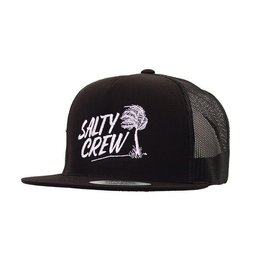 Salty Crew Salty Crew OFFSHORE TRUCKER HAT Black