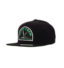 Salty Crew Salty Crew TERN BIRD HAT 6 PANEL Black