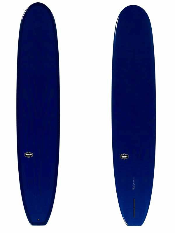 "CJ Nelson CJ Nelson 10'0"" Thunderbolt Blue Longboard"