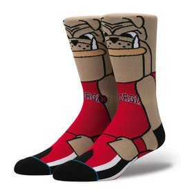 Stance Stance Georgia UGA Socks Bulldogs College Official NCAA Brand New