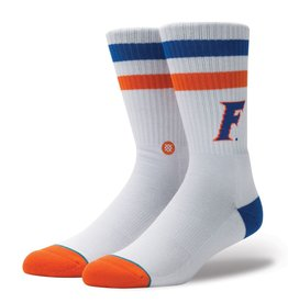 Stance Stance University Of Florida Gator Logo Socks College Official NCAA Brand New