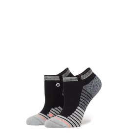 Stance Stance Rapido Low Fusion Athletic Black Womens Socks