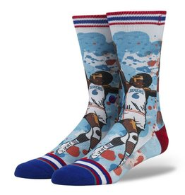 Stance Stance Erving Socks Todd Francis NBA Legends