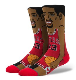 Stance Stance S. Pippen Socks NBA Legends Cartoon