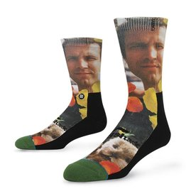 Stance Stance Caddy Mash Socks Mens Caddyshack