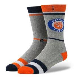 Stance Stance Los Tigres Socks Grey Detroit TigersMLB Baseball Official Genuine