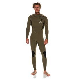 XCEL Xcel Axis Comp Fullsuit Wetsuit 2MM Mens Large CRC