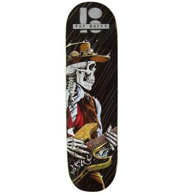 "Plan B Plan B Duffy Sky Cry Black Ice Deck 8.25"" Skateboard Deck"