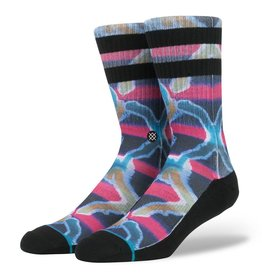 Stance Stance Pigments Hoffman Prints Mens Large Socks
