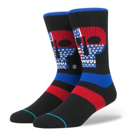 Stance Stance Freedom Heads Classic Light Mens Large Socks