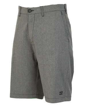 Billabong Billabong Crossfire PX 21 Shorts Charcoal Mens
