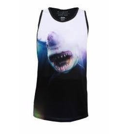 Billabong Billabong Predator Tank Top White Mens