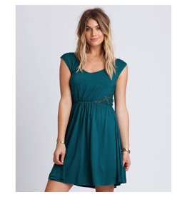 Billabong Billabong Love First Dress Emerald Bay Womens