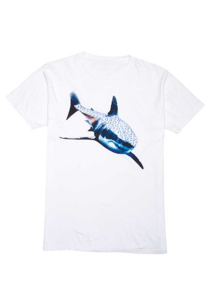 Billabong Billabong Street Walker T Shirt White Mens