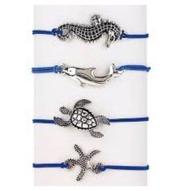 World End Imports It's A Sea Life Bracelet Jewelry