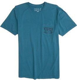 Billabong Billabong Rough Seas T Shirt Mens