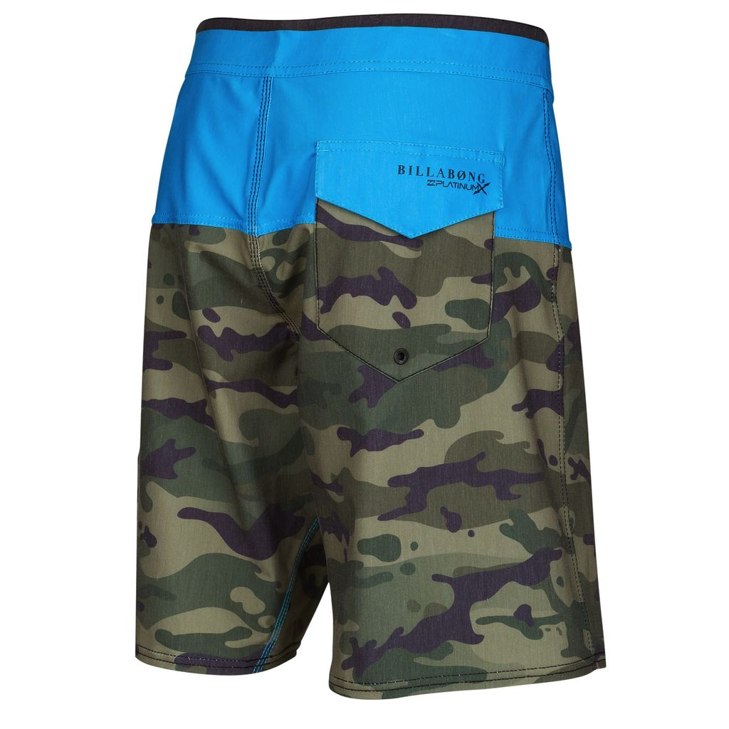 Billabong Billabong Boys Flip PCX Boardshorts Camo B1136FPC