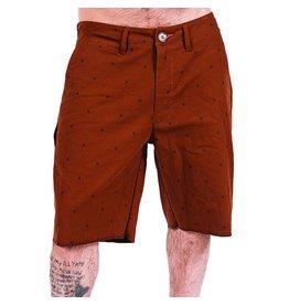 Roark Roark Porter Rust Shorts Mens