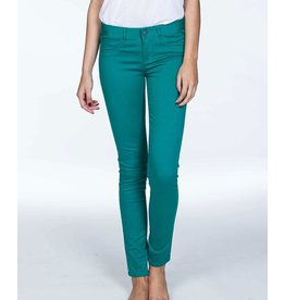 Billabong Billabong Peddler Skinny Jeans Colors Evergreen