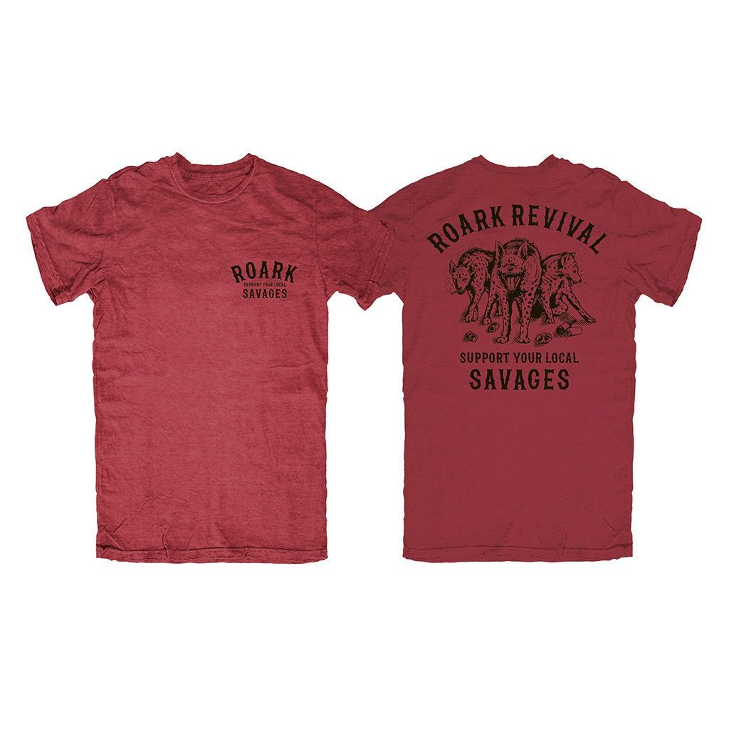 Roark Roark Savages DKR T Shirt Mens