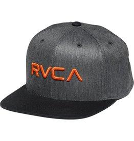 RVCA RVCA Twill Snapback III Hat