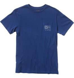 RVCA RVCA Flipped Box Pocket T Shirt Mens