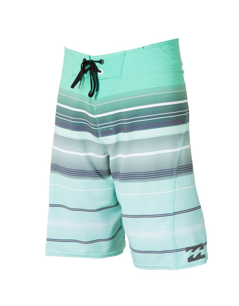 Billabong Billabong All Day X Stripe Boardshort Mint Mens