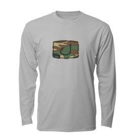 Avid Camp AVIDry Performance Long Sleeve Fishing Shirt 50+ UPF